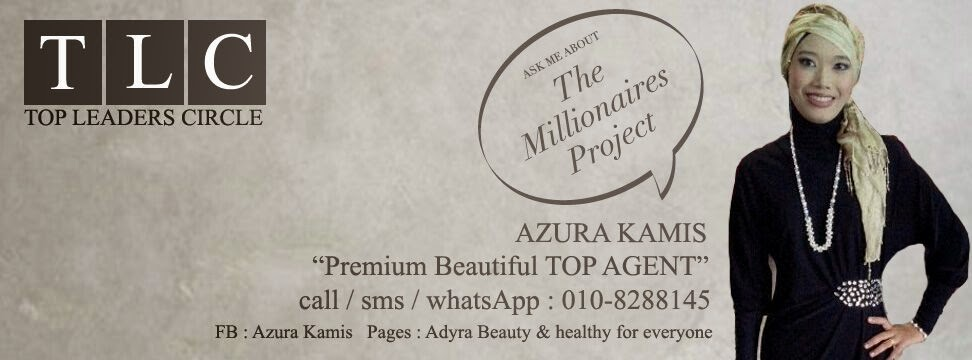 Premium Beautiful By Azura Kamis