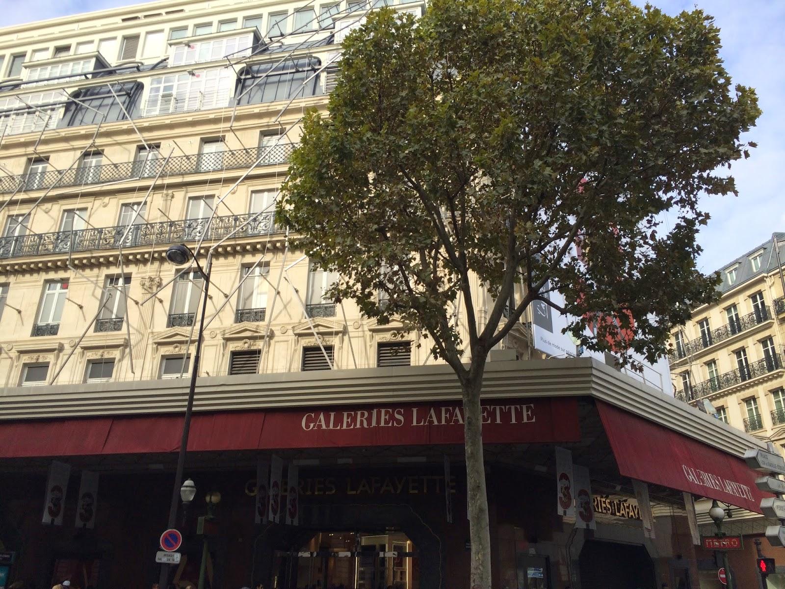 Galeri Lafayette Paris