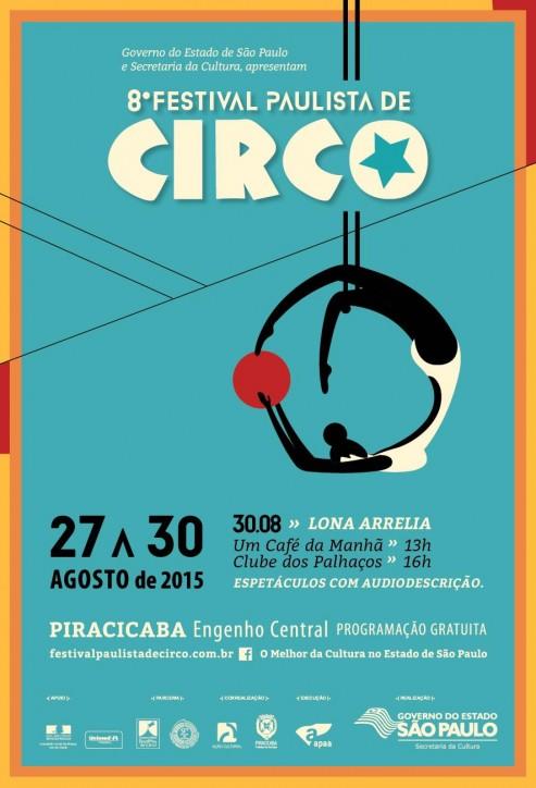 Festival Paulista de Circo 2015