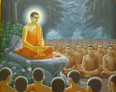 National Holiday in Thailand : Makha Bucha Day 2014
