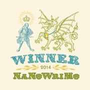 NaNo Winner 2014