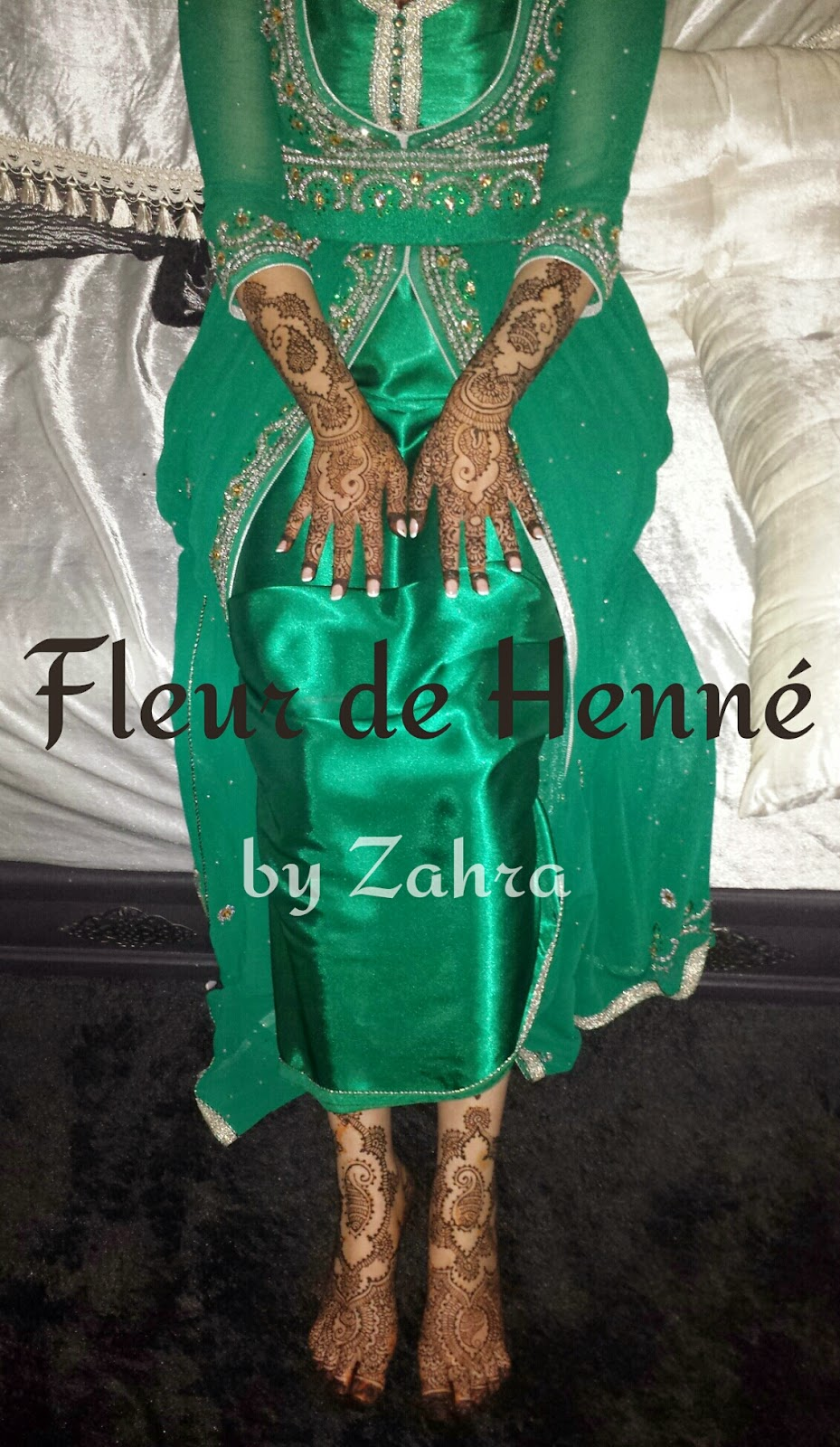 henné mariage nancy