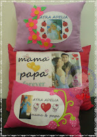 Pillow + ur own pic!