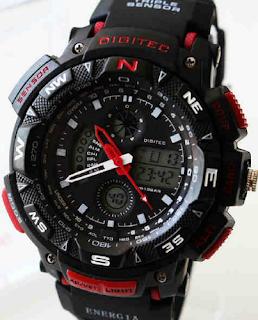 jam tangan digitec energia
