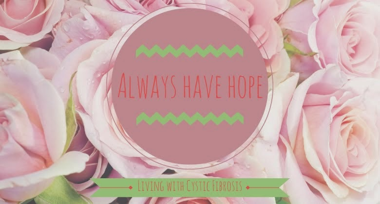 Always Have Hope