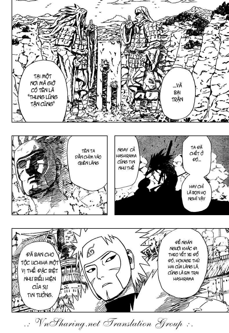 Naruto chap 399 Trang 12 - Mangak.info