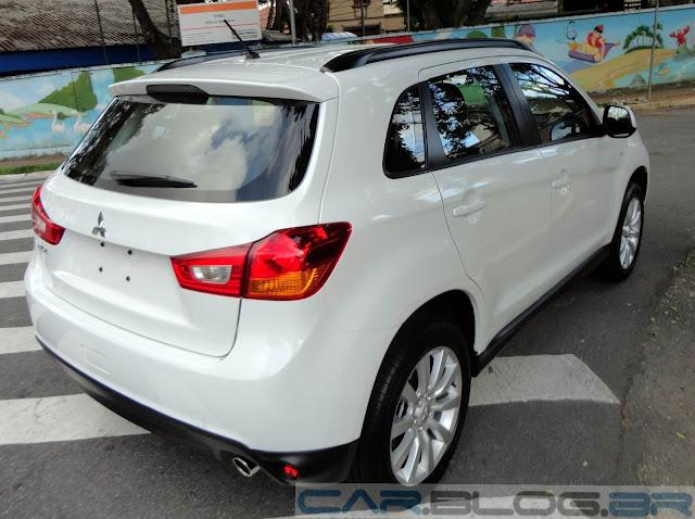 Mitsubishi ASX 4x2 Branco
