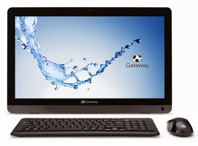 дисплей моноблока Gateway One ZX 4270