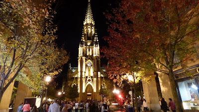 Catedral de San Sebastián.