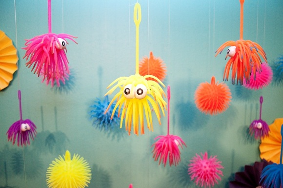 Little Monster Party Decor Ideas