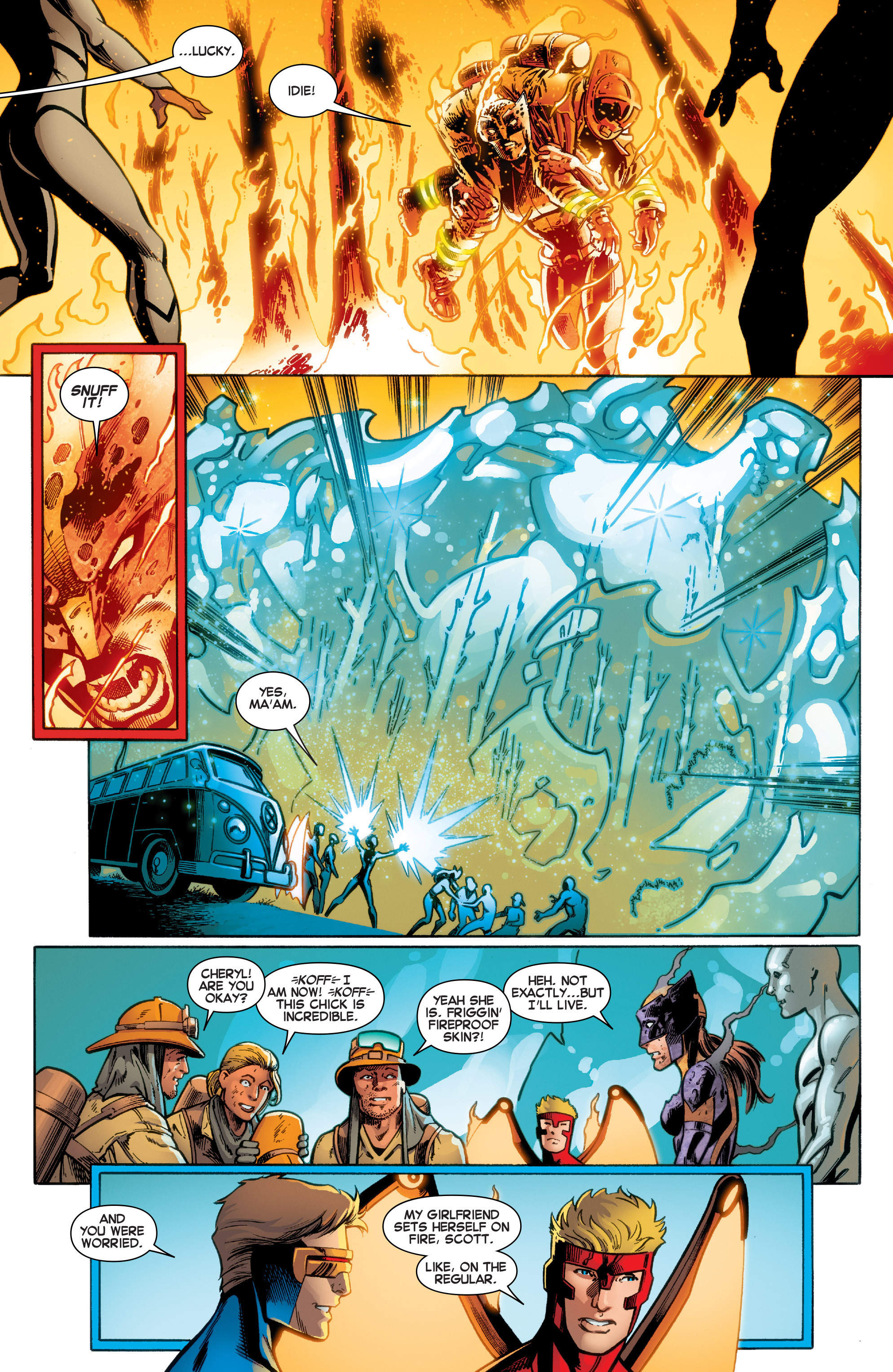All-New X-Men (2016) Issue #4 #6 - English 11