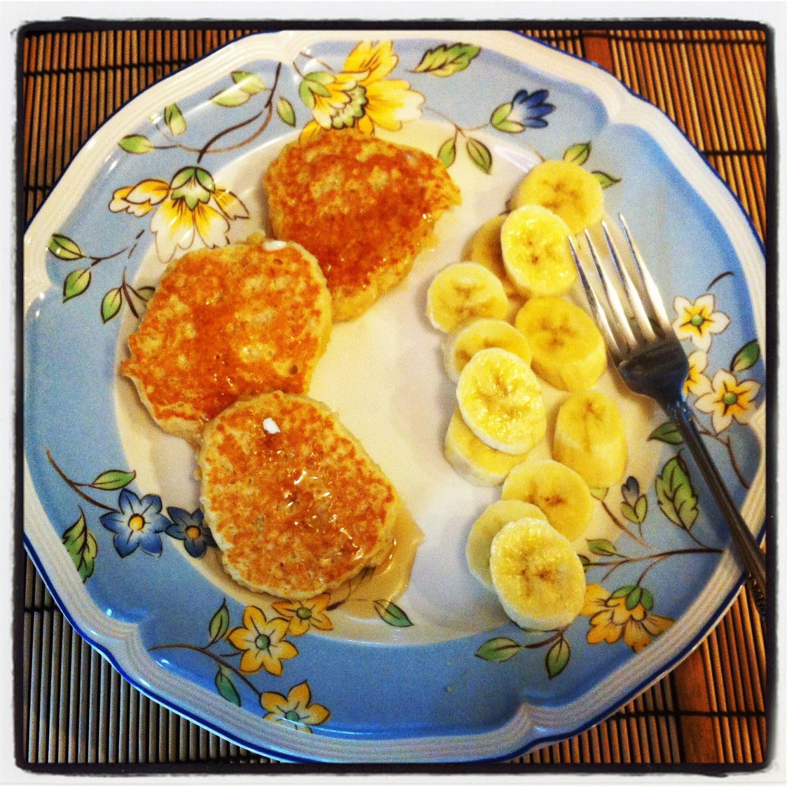 Quinoa Cornmeal Lemon Honey Pancakes Recipe — Dishmaps