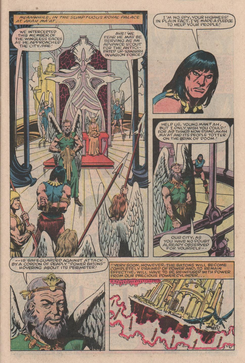 Conan the Barbarian (1970) Issue #154 #166 - English 8