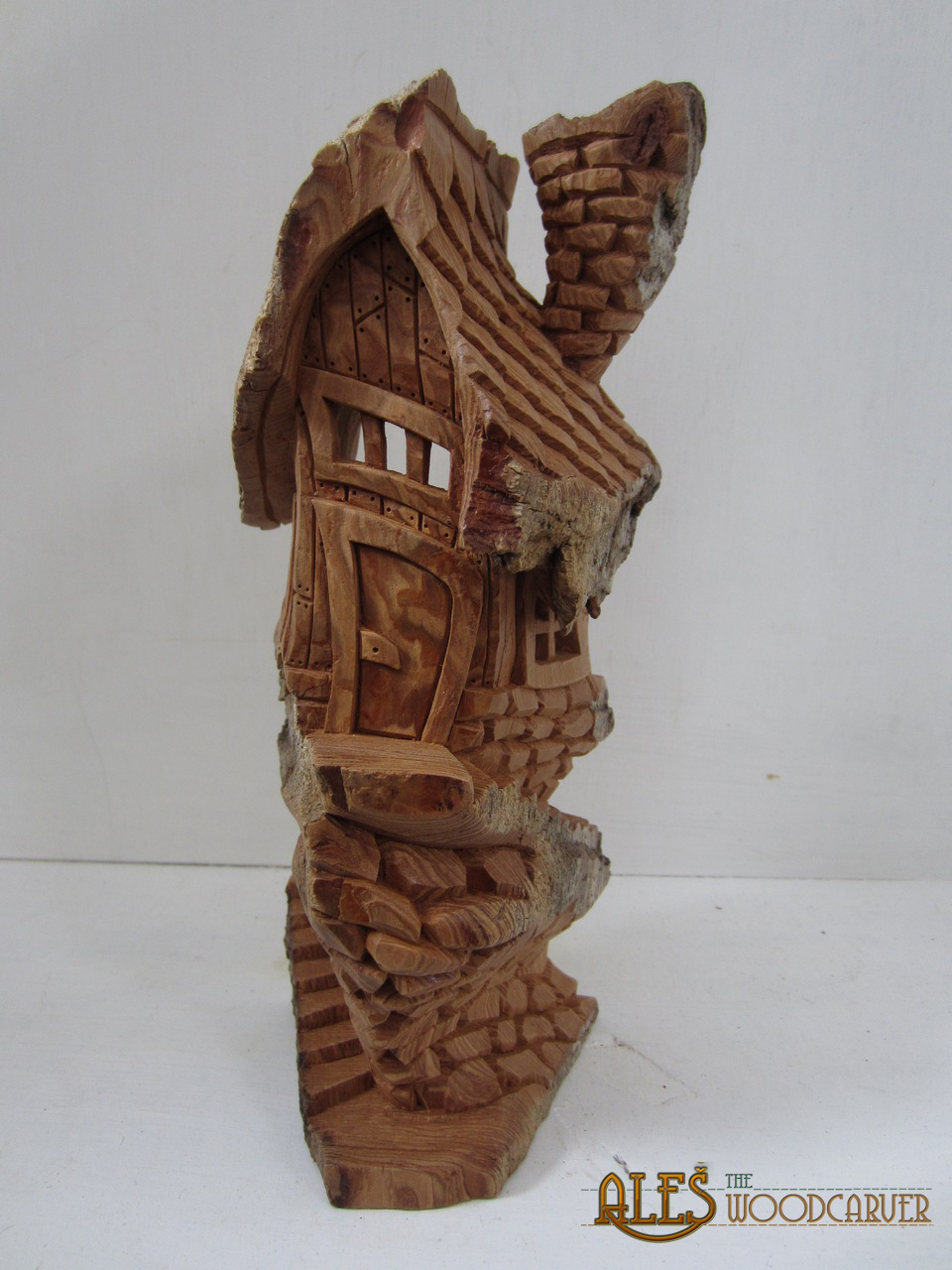 Ales the woodcarver a permanent place for my carvings at
