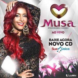 Banda Musa - CD Apaixonando o Brasil -