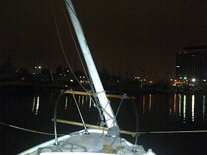 Mast Half Way Up