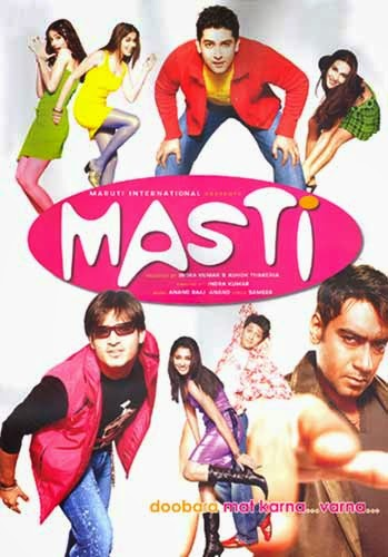 Masti 2004 Poster