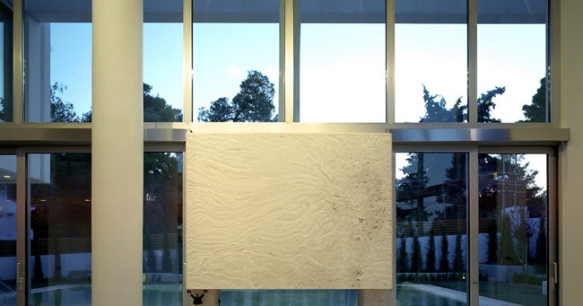 Casas minimalistas y modernas villa moderna en grecia for Casa minimalista vidriada