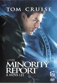 Baixar Filme Minority Report: A Nova Lei DVDRip AVI + RMVB Dublado