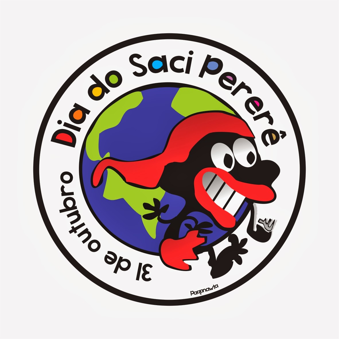 Viva o Saci Pererê
