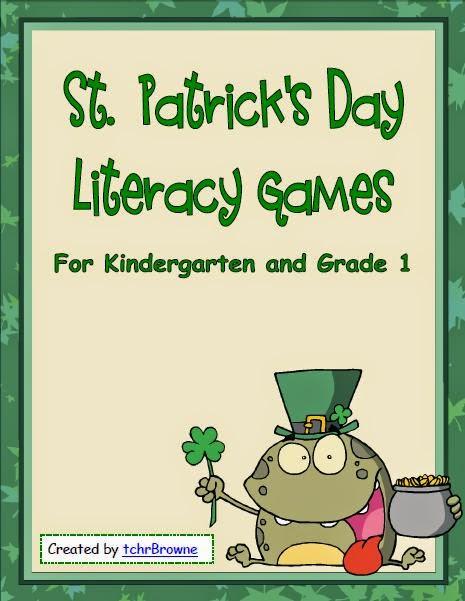 https://www.teacherspayteachers.com/Product/St-Patricks-Day-Vowel-Sounds-Literacy-Centers-206087