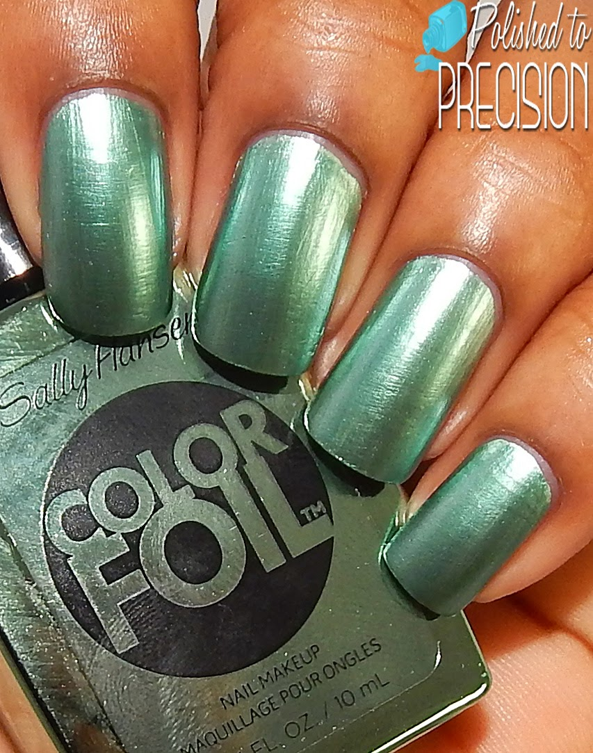 Sally Hansen ColorFoil Minted Metal