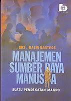 toko buku rahma: buku MANAJEMEN SUMBER DAYA MANUSIA, pengarang basir barthos, penerbit bumi aksara