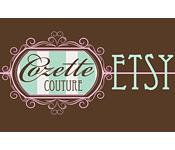 check out my business...      cozette couture (headbands, leggings, accessories)