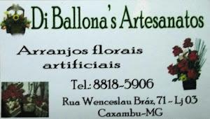 Di Ballona's Artesanatos