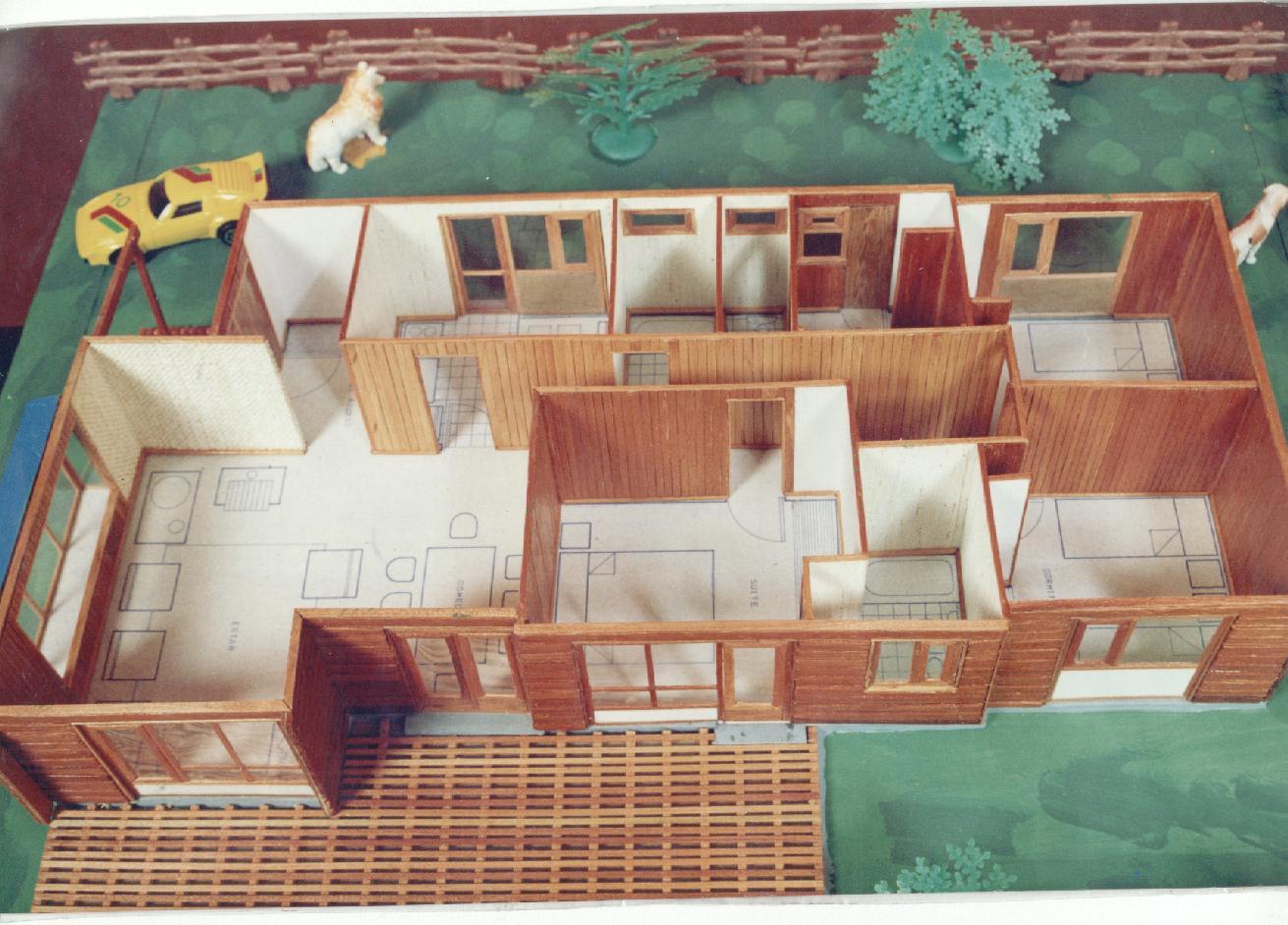 Planos de casas modelos y dise os de casas como se hace for Programa para hacer planos a escala