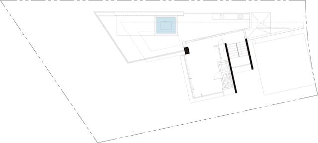 Cliff house basement floor plan