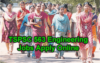 TSPSC Assistant Engineer Civil Mechanical Engineer Recruitment 2015, TSPSC 563 Engineer Posts Details, Telangana State AE Civil Mechanical Jobs Apply Online, TSPSC Civil (Roads & Buildings ) 42 Posts, Technical Officers 54 Posts, Muncipal AE 84 Posts Notification 2015