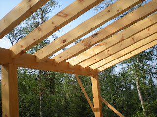 ely mnnesota timber frame
