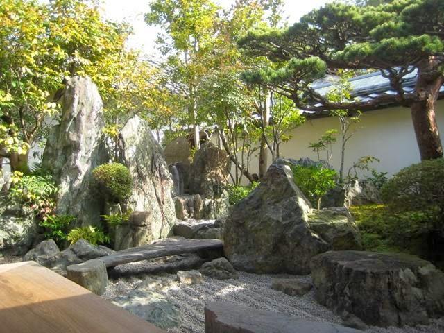 Arte y jardiner a principios para el dise o del jard n for Jardin japones cursos