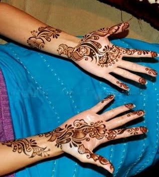 New Arabic Mehndi Design For Hands1 Latest Mehndi Designs For Hands