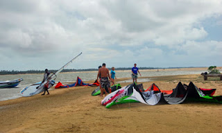 Kite Course Kalpitiya