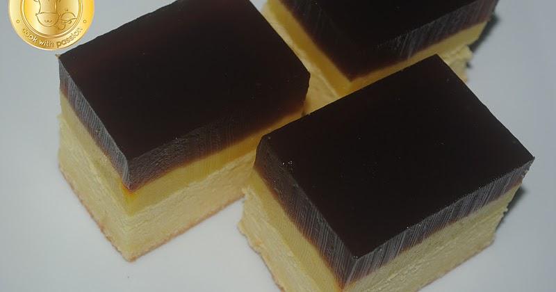 Bangkok Kaya Cake Recipe