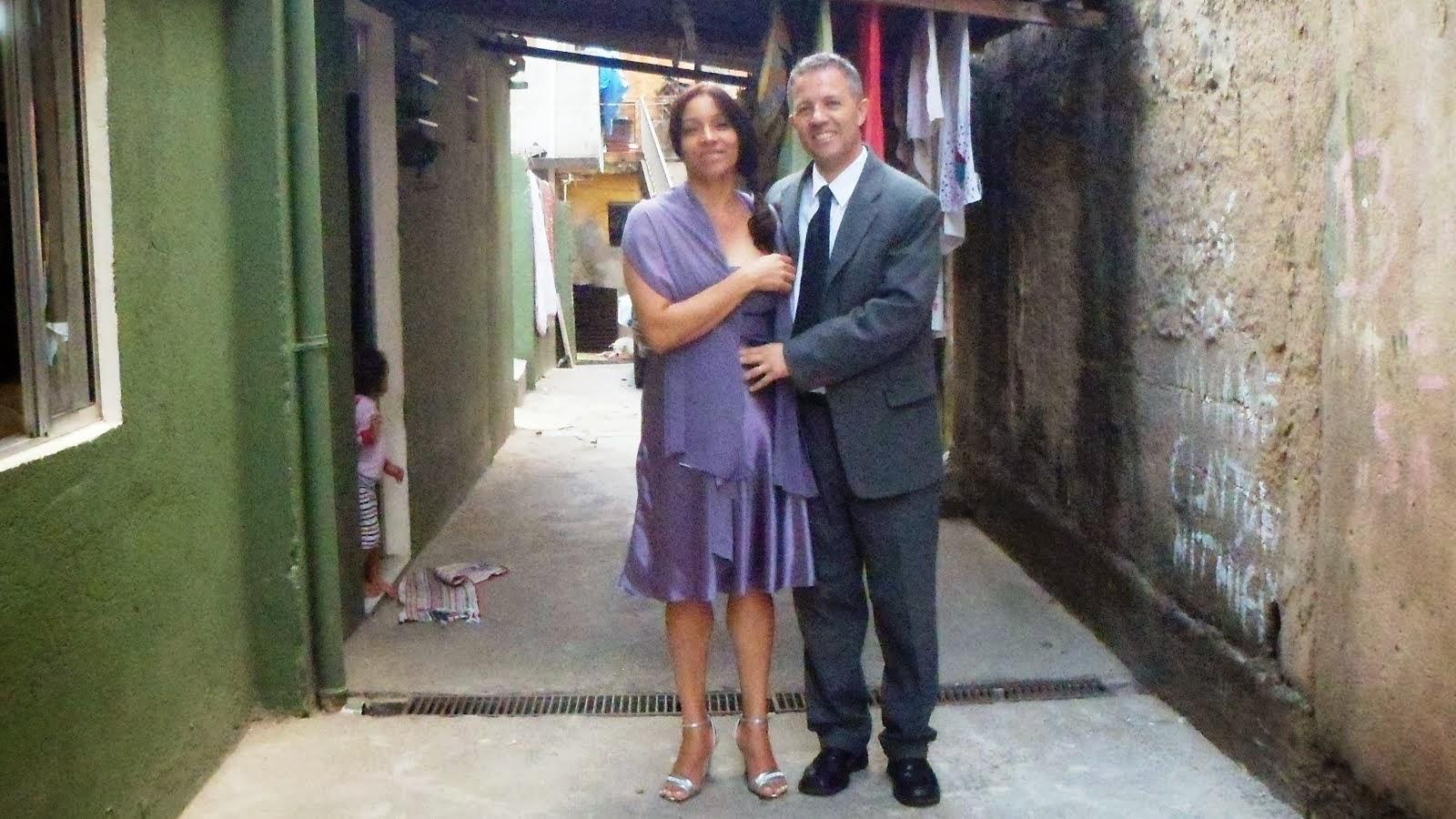 """Eu & minha Esposa """" CASADOS """""""