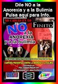 Campaña contra la Anorexia y la Bulimia