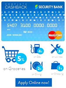 Need a Credit Card?
