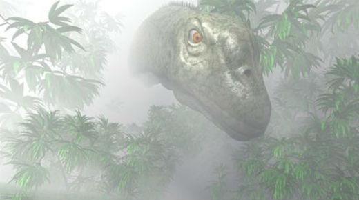 Confirmado: Los nativos africanos matan dinosaurios