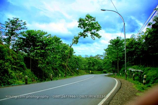 klikmg.com photography [Photographer Indonesia / Photographer Banyumas / Photographer Purwokerto] - Landscape Alam : Jalur Perlintasan Buntu Pringsurat (Krumput) Banyumas yang Konon Angker, sebetulnya Indah - Photo by. KLIKMG.COM Photography