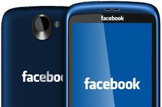 Facebook dan HTC Segera Luncurkan Smartphone