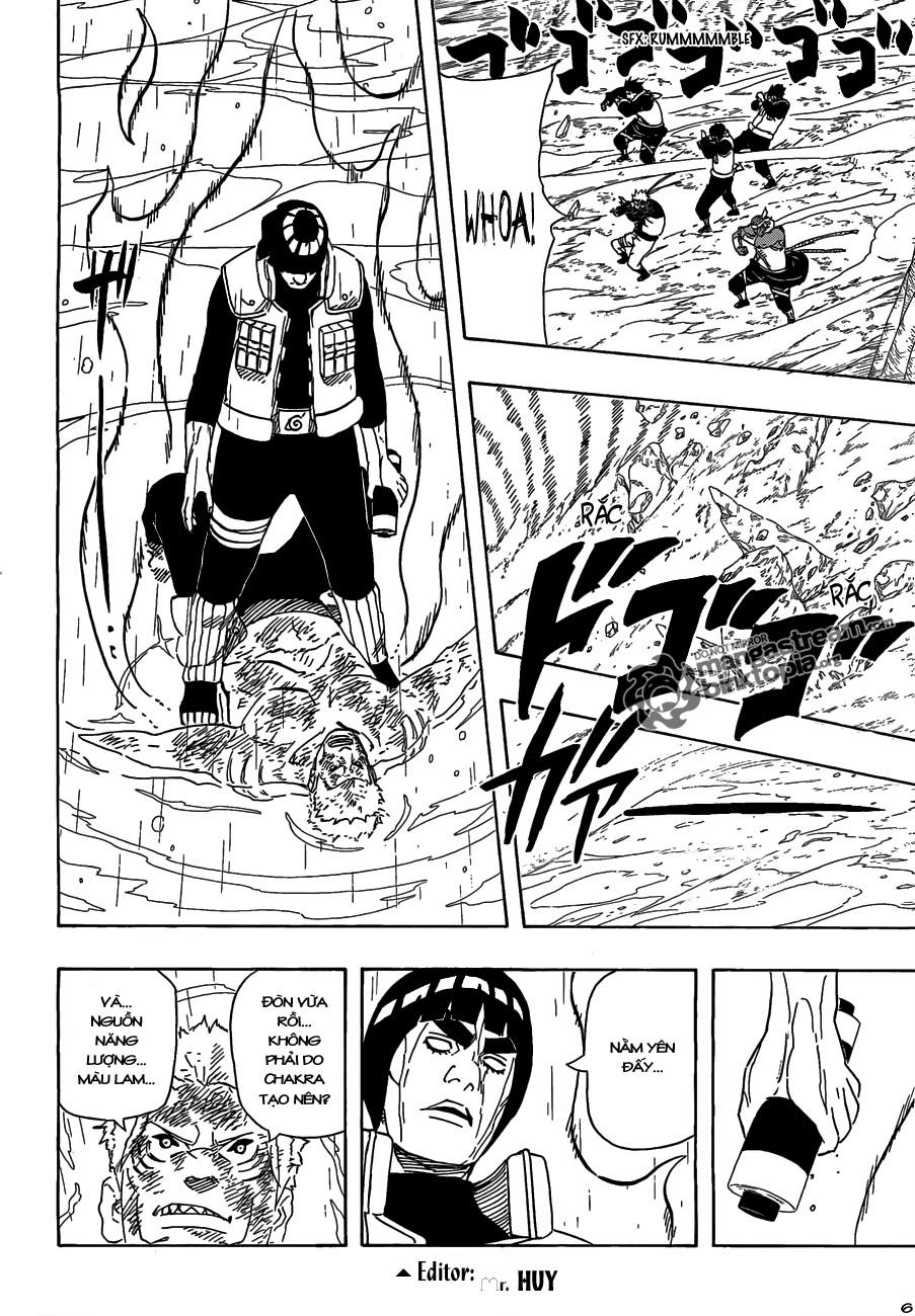 Naruto chap 507 Trang 4 - Mangak.info