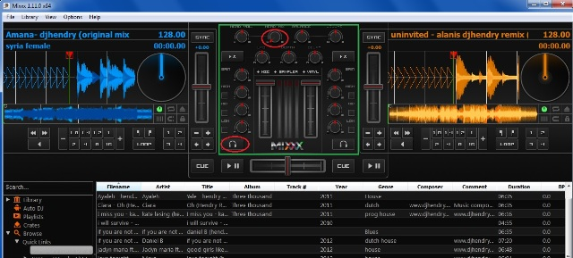 Aplikasi untuk membuat lagu nonstop
