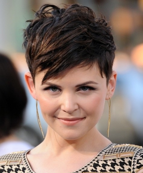 The Glamorous Popular Short Hairstyles Women 2015 Images