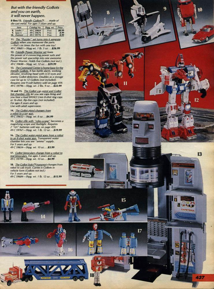 Catalogo giocattoli anni 39 80 ricordi indelebili - Grancasa catalogo giocattoli ...