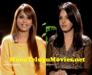 Kathi Karthika with Dreams Heroine Pavani Reddy