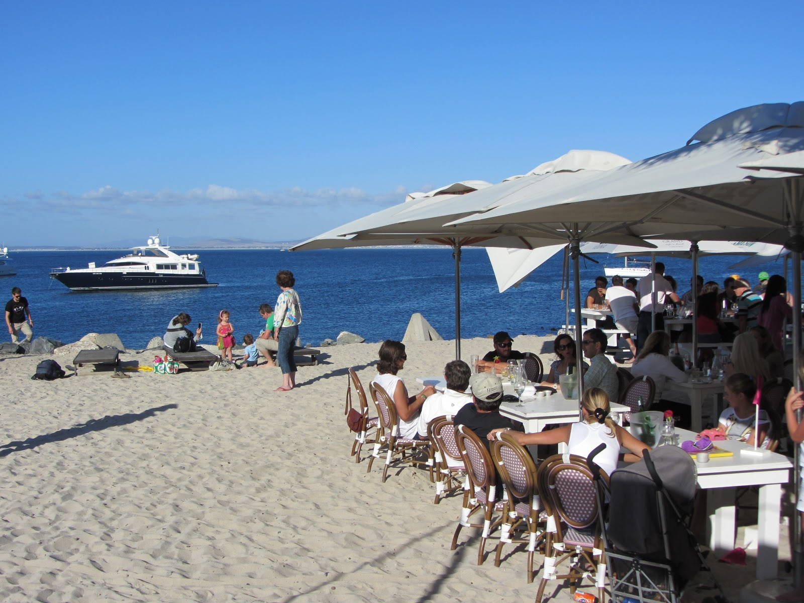 Grand Beach Cafe Granger Bay