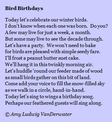 The Poem Farm: A Poem for the Birds